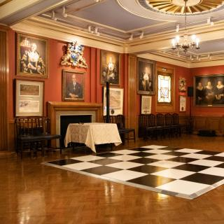 Painters' Hall - Court Room Dancefloor