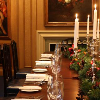 Painters Hall - Christmas Dinner in the Painted Chamber