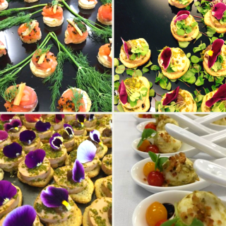 Painters Hall - Canape Catering